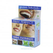 Зубная паста Twin Lotus PRIM PERFECT растительная, 25 мл в Санкт-Петербурге