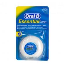 Зубная нить Oral-B Essential, невощеная, 50 м в Санкт-Петербурге