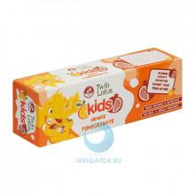 Зубная паста Twin Lotus Kids (апельсин и гранат) 3-10 лет, 50 гр в Санкт-Петербурге