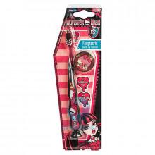 Зубная щетка Monster High на присоске от 8 лет в Санкт-Петербурге