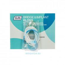 TePe Зубная нить Bridge & Implant Floss (5) в Санкт-Петербурге