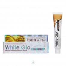 Зубная паста White Glo для любителей кофе и чая, 100 г в Санкт-Петербурге