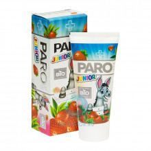 Зубная паста Paro Dent BIO Junior c витамином Е от 3 до 11 лет, 50 мл в Санкт-Петербурге