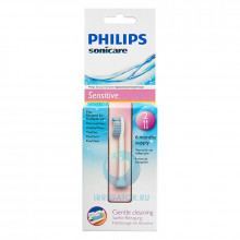 Насадки Philips HX6052 Sensitive Standart, 2 шт в Санкт-Петербурге
