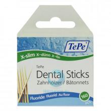 Зубочистки TePe Wooden Fluoride, 160 шт в Санкт-Петербурге