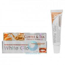 "Зубная паста White Glo ""Coffee & Tea"" Drinkers Formula отбеливающая, 24 мл в Санкт-Петербурге"