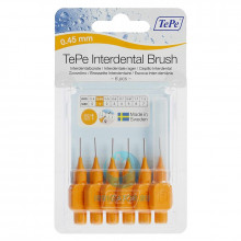 Ершики TePe Interdental Brush 0.45 мм Orange в Санкт-Петербурге