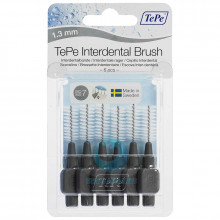 Ершики TePe Interdental Brush 1.3 мм Grey в Санкт-Петербурге