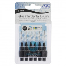 Ершики TePe Interdental Brush 1.5 мм Black в Санкт-Петербурге