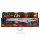 Зубная паста White Glo отбеливающая для курильщиков, 100 мл в Санкт-Петербурге