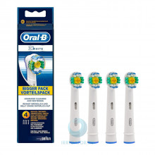 Насадки Braun Oral-B 3D White, 4 шт в Санкт-Петербурге