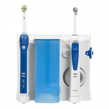 Зубной центр Braun Oral-B ProfessionalCare 8500 OxyJet Center+2000 OC 20 в Санкт-Петербурге