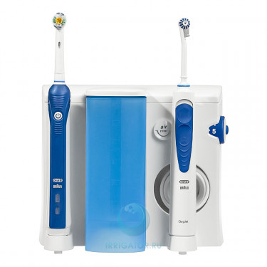 Braun Oral-B ProfessionalCare 8500 OxyJet Center+2000 OC 20