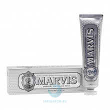 Зубная паста Marvis Smokers Whitening Mint, 85 мл в Санкт-Петербурге