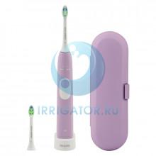 Звуковая электрическая зубная щетка Philips Sonicare 2 Series Plaque Control HX6212/88 в Санкт-Петербурге