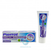 Зубная паста гель Pierrot Ultrafresh Gel 75 мл в Санкт-Петербурге