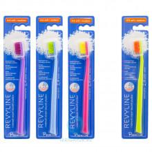 Зубная щетка Revyline SM6000 Ortho, набор 3+1 в Санкт-Петербурге