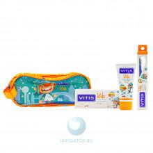 Набор Dentaid Vitis Kids Kit от 2 до 5 лет в Санкт-Петербурге
