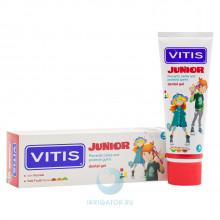 Зубная паста Dentaid Vitis Junior тутти-фрутти, 6+, 75 мл в Санкт-Петербурге