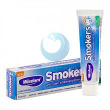 Зубная паста Wisdom Smokers Extra Fresh mint, 50мл в Санкт-Петербурге