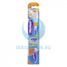 Зубная щетка Wisdom Fresh Effect Deep Clean, medium в Санкт-Петербурге