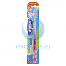 Зубная щетка Wisdom Individual Compact Head Interdental, medium в Санкт-Петербурге