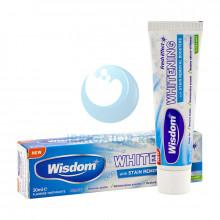 Зубная паста Wisdom Fresh Effect Whitening, 30 мл в Санкт-Петербурге